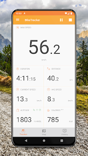 Bike Tracker 10