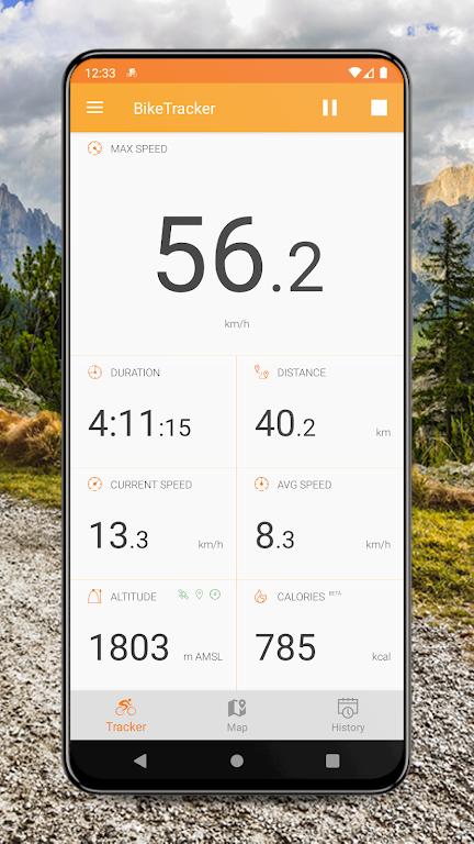 Bike Tracker  poster 9