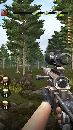 Hunting Deer: 3D Wild Animal Hunt Game  screenshots 8