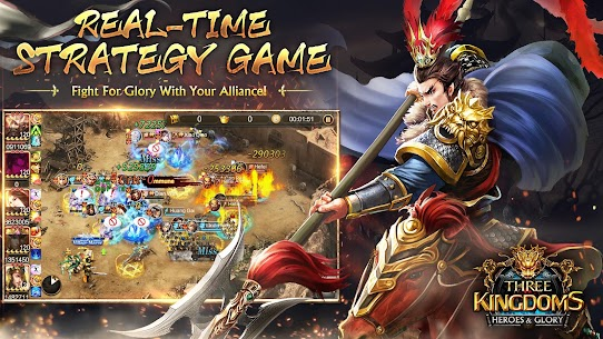 Three Kingdoms: Heroes & For Pc – Download On Windows 7/8/10 And Mac Os 2