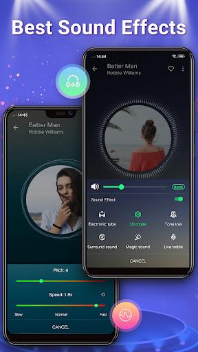 Music Player - Bass Boost, MP3 android2mod screenshots 8