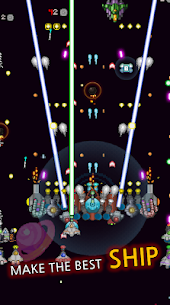 Grow Spaceship VIP – Galaxy Battle 5.5.0 3