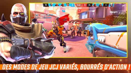 Code Triche Shadowgun War Games -Le meilleur FPS mobile en 5v5 (Astuce) APK MOD screenshots 3