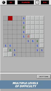Minesweeper Puzzle – Free Classic Games 2