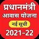 आवास योजना की नई सूची 2021,2022 PM Awas Yojana para PC Windows