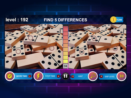 Spot 5 Differences 1000 levels 1.6.1 screenshots 9