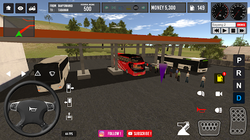 IDBS Bus Simulator 7.1 screenshots 3