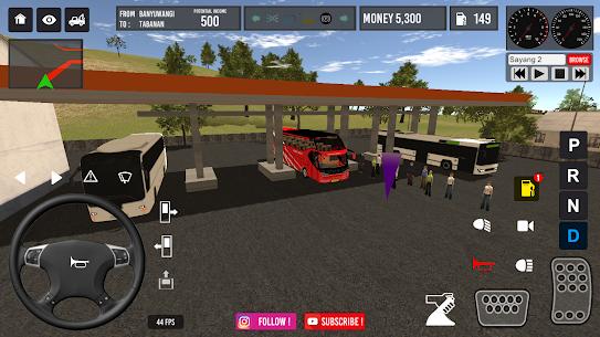 IDBS Bus Simulator MOD (Unlimited Money) 3