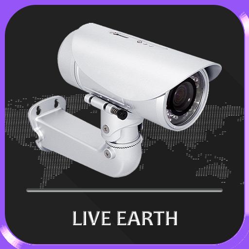 Earth Online Live World Public Cameras-QR/Bar Code