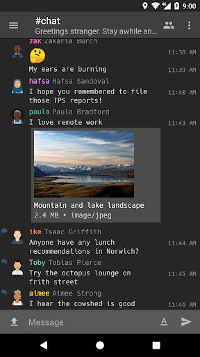 IRCCloud modavailable screenshots 3
