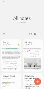 Samsung Notes 1