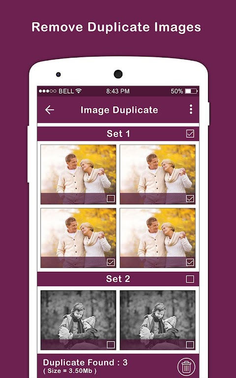 Duplicate File Remover - Duplicates Cleaner poster 9
