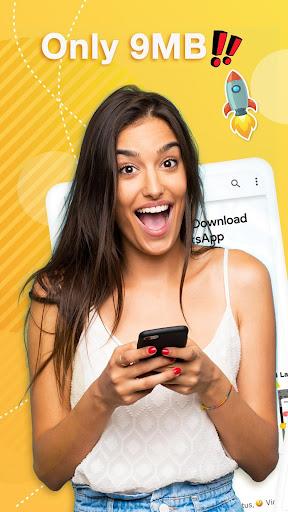 Helo Lite - Download Share WhatsApp Status Videos 1.1.0.14 Screenshots 1