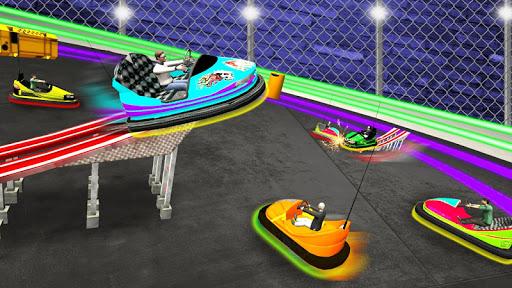Light Bumping Cars Extreme Stunts: Bumper Car Game  screenshots 10
