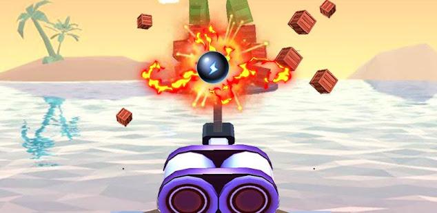 color ball blast:merge tank and knock down blocks hack