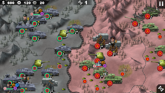 World Conqueror 4 Mod (Full Paid) 1