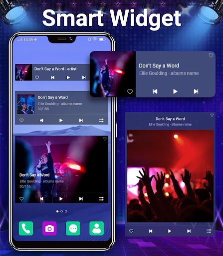 Music Player - Audio Player & Bass Booster android2mod screenshots 8