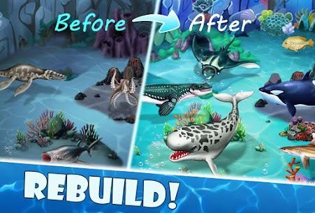 Shark World Mod Apk (Gold/Diamonds) 7