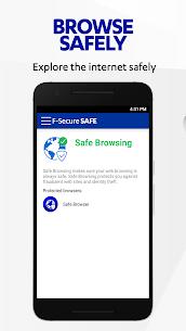 F-Secure Mobile Security v17.9.0015015 MOD APK 2