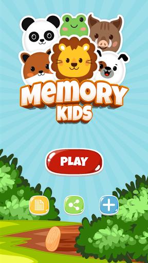 MemoKids: toddler games free. adhd games. Memotest apkmr screenshots 2