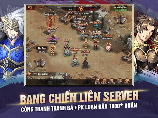 Tu00e2n OMG3Q VNG - u0110u1ea5u Tu01b0u1edbng Tam Quu1ed1c Thu1ebf Hu1ec7 Mu1edbi  screenshots 13