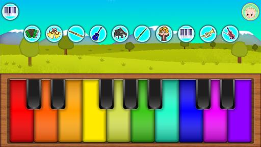 Baby Piano apkmr screenshots 2