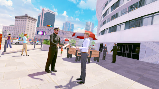 Patrol Police Job Simulator - Cop Games 1.2 screenshots 15