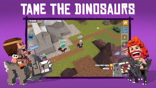 Dinos Royale – Multiplayer Battle Royale Legends Mod Apk (No Ads) 5