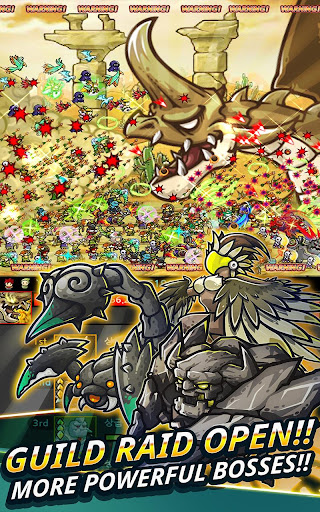 Endless Frontier - Online Idle RPG Game  screenshots 18