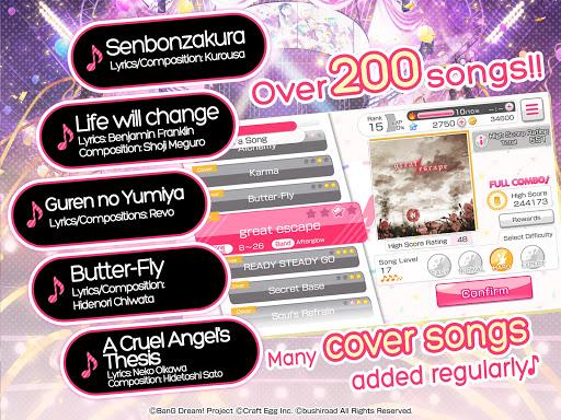 BanG Dream! Girls Band Party! 3.8.2 screenshots 20