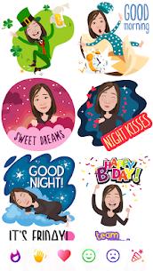 Mirror: yüz uygulaması, avatar, çıkartma ve emoji Eğlenceli Full Apk İndir 5