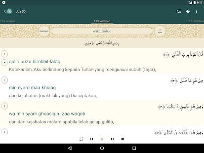 Al Quran Indonesia 2.7.03 Screenshots 16