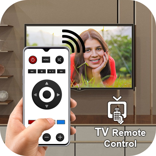 Universal TV Remote Control for All TV