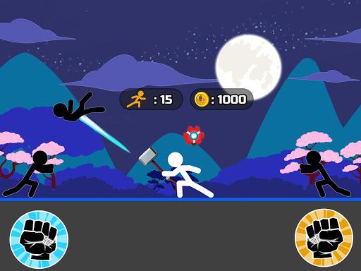 Stickman Fighter Epic Battle 2  screenshots 15