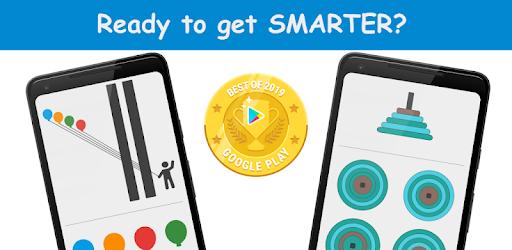 Screenshot of Smarter Brain Training And Mind Games