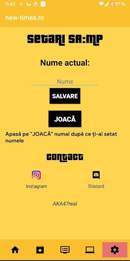 SA:MP Android Romania - New-Times  Screenshots 1
