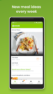 eMeals  Meal Planning For Pc – Free Download For Windows 7, 8, 8.1, 10 And Mac 1