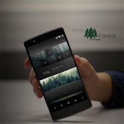 Misty Forest Theme for Zooper