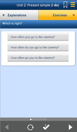 English Grammar in Use 1.11.40 Screenshots 3