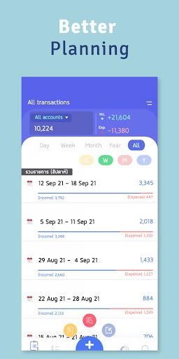 Money Diary - Expense Tracker apktram screenshots 2