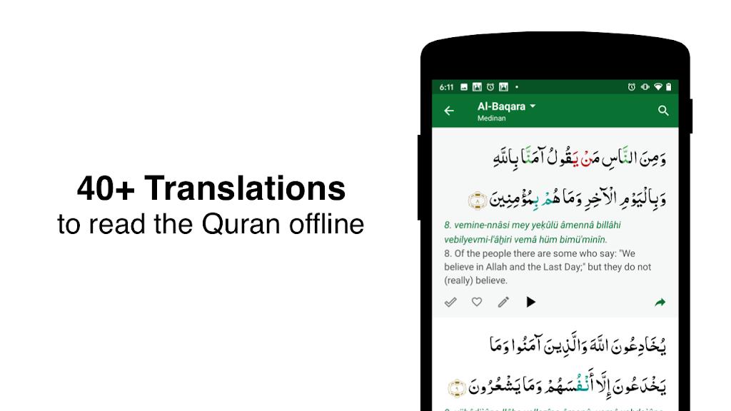 Muslim Pro: Athan, Quran, Prayer Times Qibla Islam poster 8