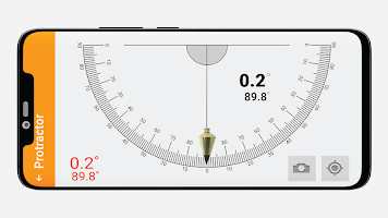 Smart Protractor Tool for Android