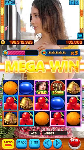 Model Casino Slots : Hot bikini model casino game 1.0.2 screenshots 1