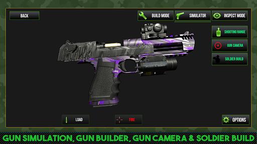 Custom Gun Simulator 3D apkpoly screenshots 9