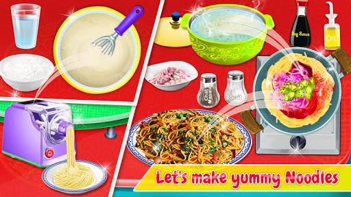 Chinese Street Food - Cooking Game  screenshots 2