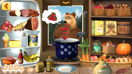 Masha and Bear: Cooking Dash 1.3.8 Screenshots 7