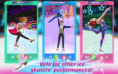 Ice Skating Ballerina Mod Apk (Paid Features Unlocked) 5