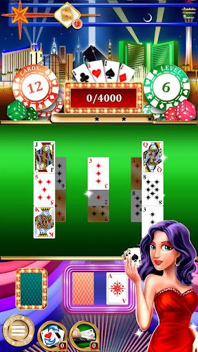 my vegas solitaire cards screenshot 1