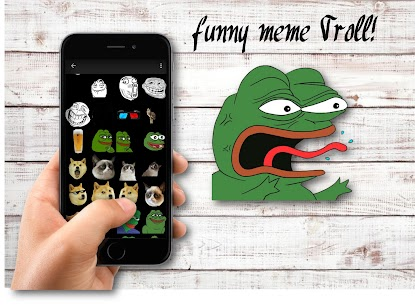 Free Troll face Editor Apk Download 2021 5