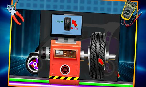 Electric Car Repairing - Auto Mechanic Workshop 1.2 screenshots 7